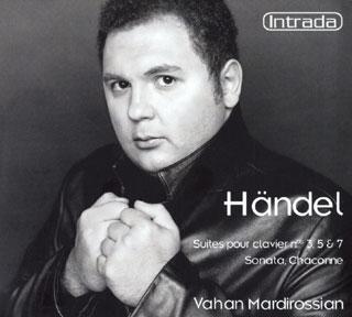 Georg Friedrich Händel | suites de pièces – etc.