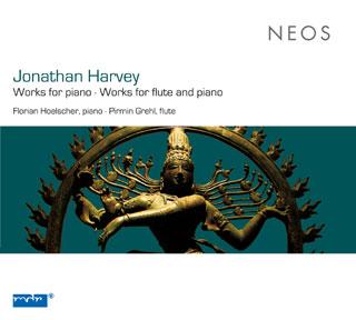 Jonathan Harvey | pièces avec piano