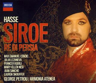 Johann Adolf Hasse | Siroe, re di Persia (Decca)