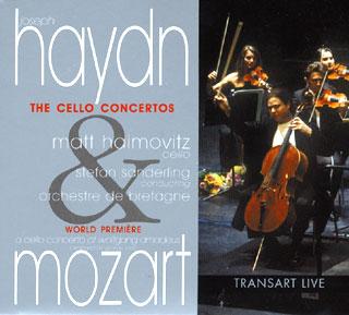 Haydn – Mozart | concerti pour violoncelle