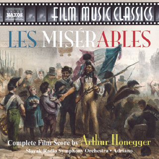 Arthur Honegger | Les Misérables