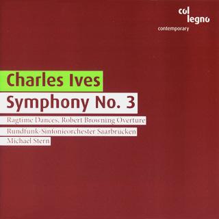 Charles Ives | Symphonie n°3 – etc.