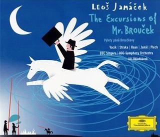 Leoš Janáček | Les voyages de Monsieur Brouček