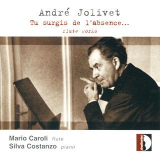André Jolivet | œuvres pour flûte