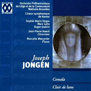 Joseph Jongen | Comala – Clair de lune