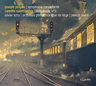Jongen – Saint-Saëns | symphonies avec orgue