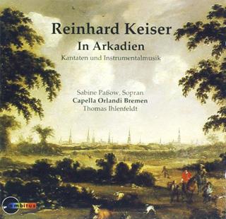 À la tête de Capella Orlandi Bremen, Thomas Ihlenfeldt joue Reinhard Keiser