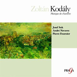 Zoltán Kodály | musique de chambre pour cordes