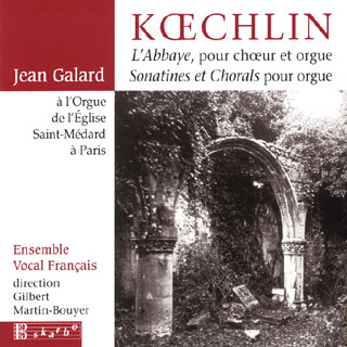 Charles Koechlin | œuvres pour orgue