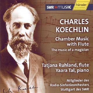 Charles Koechlin | musique de chambre avec flûte