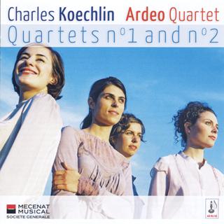 Charles Koechlin | quatuors à cordes n°1 – n°2