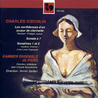 Charles Koechlin | Sonatine n°1 et n°2 – etc.