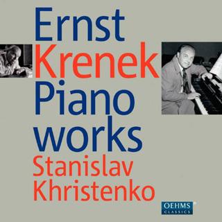 Ernst Křenek | pièces pour piano