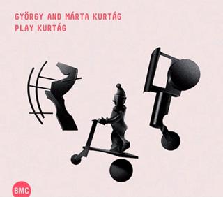 Márta et György Kurtág jouent des extraits de Játékok pour piano