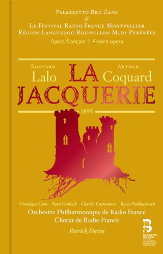 Patrick Davin joue La jacquerie (1895), opéra de Lalo achevé par Coquard