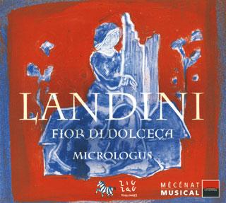Francesco Landini | pièces pour voix