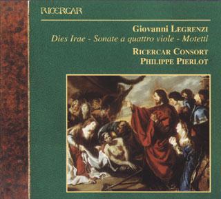 Giovanni Legrenzi – Alessandro Poglietti | œuvres variées