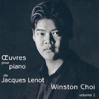 Jacques Lenot | pièces pour piano
