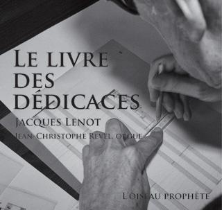 L'organiste Jean-Christophe Revel joue Le livre des dédicaces de Lenot