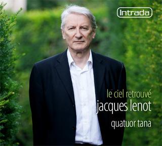 Jacques Lenot | intégrale des quatuors à cordes