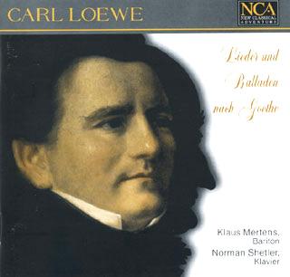 Carl Loewe | Lieder – ballades