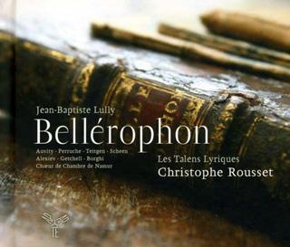 Christophe Rousset joue Bellérophon (1679), tragédie lyrique de Lully