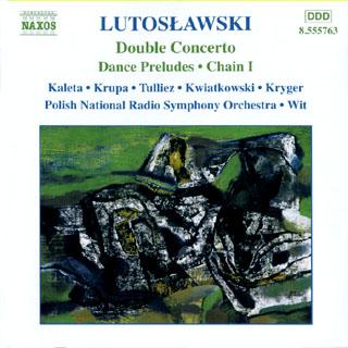 Witold Lutosławski | œuvres pour orchestre