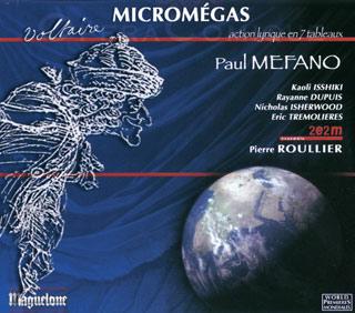 Paul Méfano | Micromégas