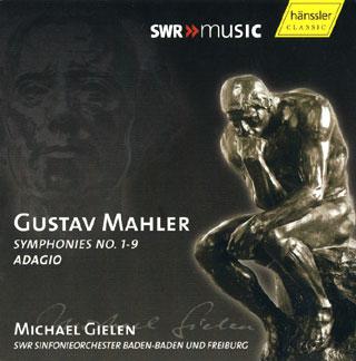Gustav Mahler   Symphonies n°1 à n°9