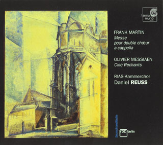 Martin – Messiaen | œuvres pour chœur