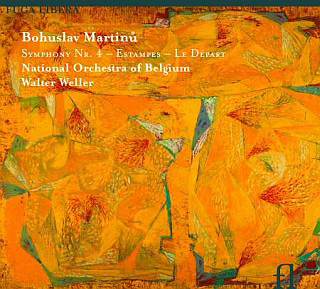Bohuslav Martinů | œuvres pour orchestre