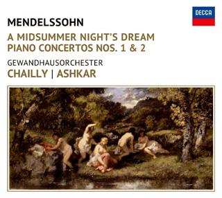 À la tête du Gewandhausorchester, Riccardo Chailly joue Mendelssohn