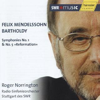 Felix Mendelssohn | Symphonies n°1 – n°5