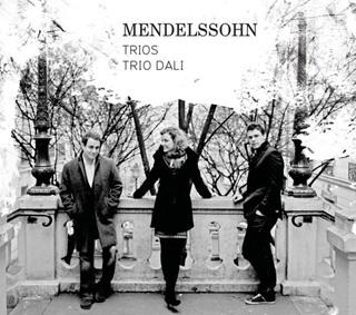 Le Trio Dali joue les opus 49 et 66 de Felix Mendelssohn