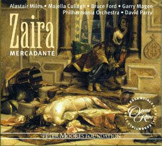 Saverio Mercadante | Zaira (extraits)