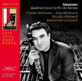 Olivier Messiaen | Quatuor pour la fin du temps