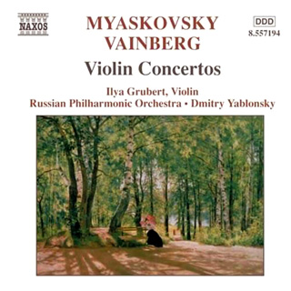 Miaskovski – Weinberg | concerti pour violon