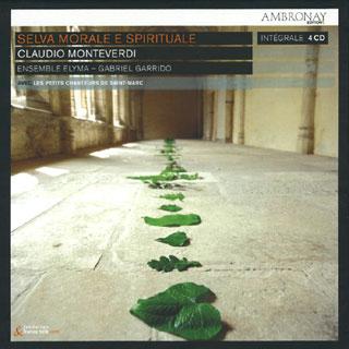 Claudio Monteverdi | Selva morale et spirituale