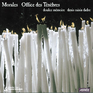 Cristóbal de Morales | Office des ténèbres
