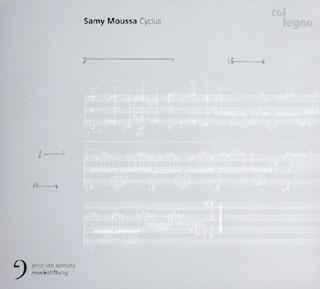 col legno réunit six pièces signées Samy Moussa (né en 1984)