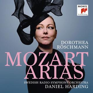 À Stockolm en 2014, le soprano Dorothea Röschmann chante Mozart