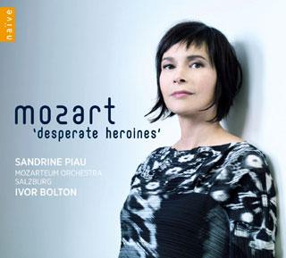 Sandrine Piau chante neuf airs d'opéra de Mozart