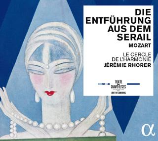 Jérémie Rhorer joue Die Entführung aus dem Serail (1782) de Mozart