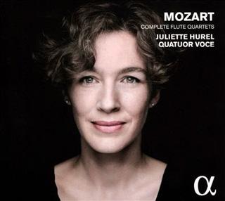 Avec le Quatuor Voce, la flûtiste Juliette Hurel joue Mozart