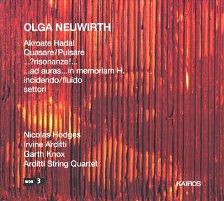 Olga Neuwirth | musique de chambre