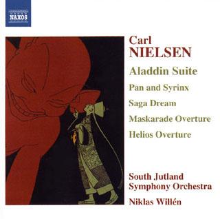 Carl Nielsen | œuvres pour orchestre