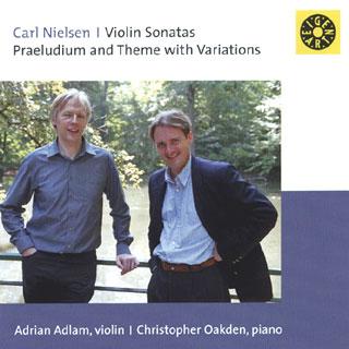 Carl Nielsen | sonates pour violon – Prélude et thème avec variations