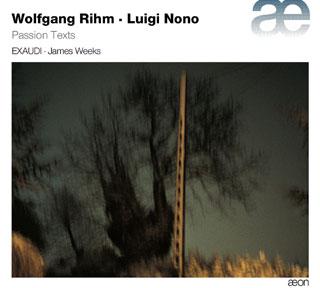 EXAUDI chante cinq pièces pour chœur signés Nono et Rihm