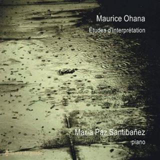 Maurice Ohana | Études d'interprétation