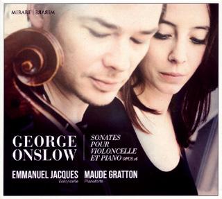 Maude Gratton et Emmanuel Jacques jouent George Onslow